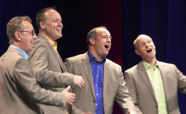 TAKE FOUR-Quartettwettbewerb